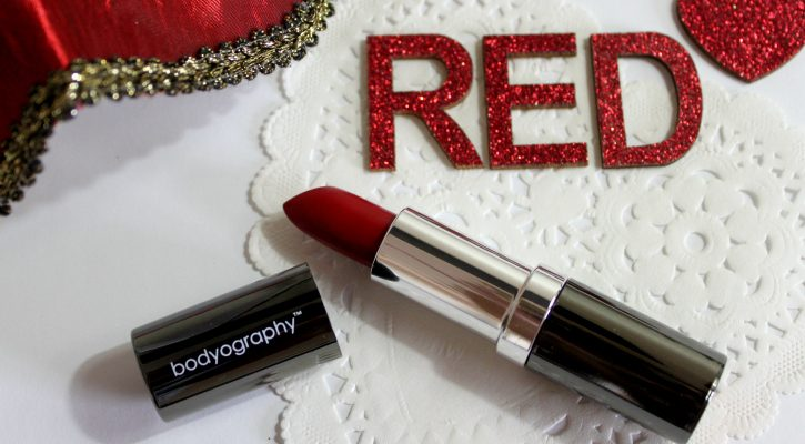 [BEAUTY]: Red China Lipstick