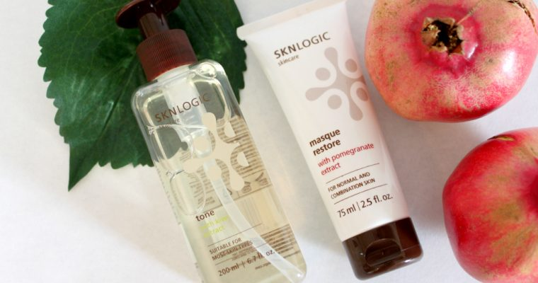 [BEAUTY]: SKNlogic Tone and Masque