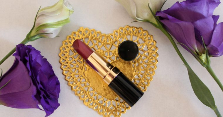 [BEAUTY]: Inthusiasm Lipstick in Plum