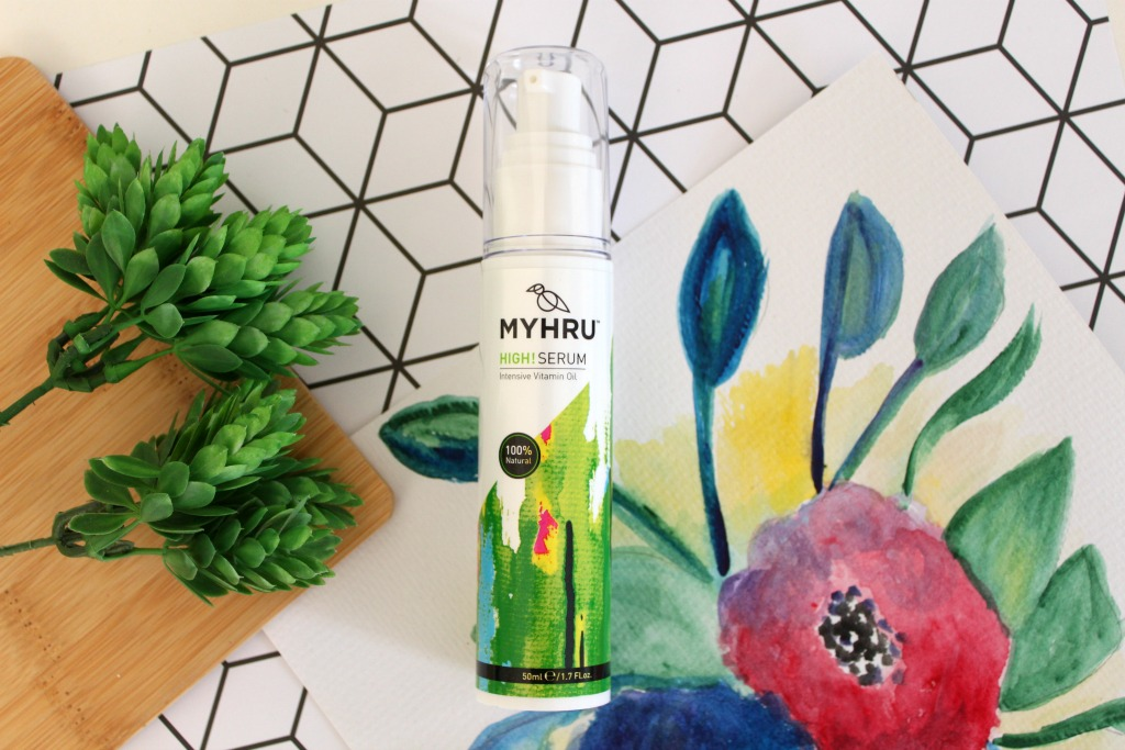 [BEAUTY]: MYHRU HIGH! Serum