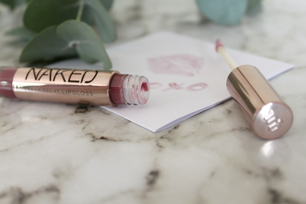 [BEAUTY]: Urban Decay Naked Ultra Nourishing Lipgloss – BESO