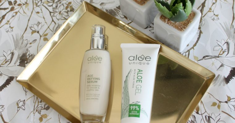 [BEAUTY]: Aloe Unique
