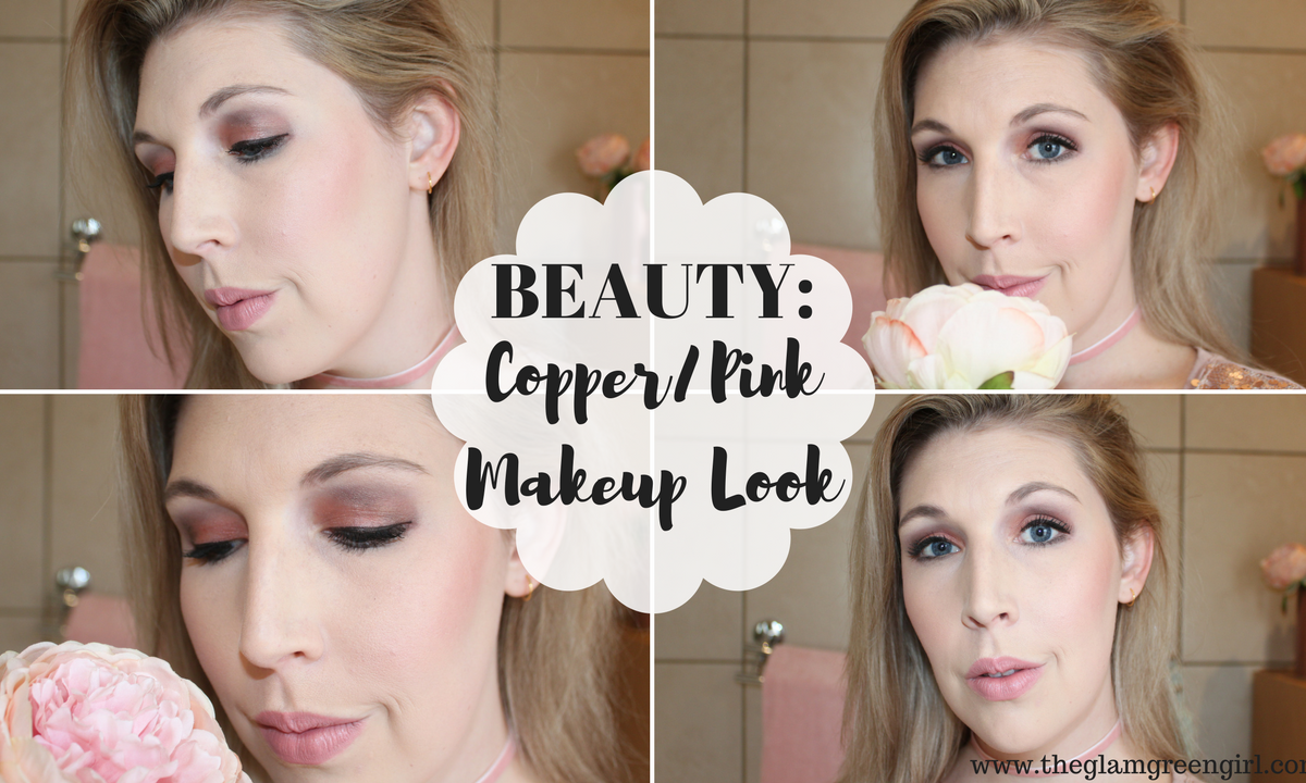 [VIDEO]: Pink & Copper Makeup Tutorial
