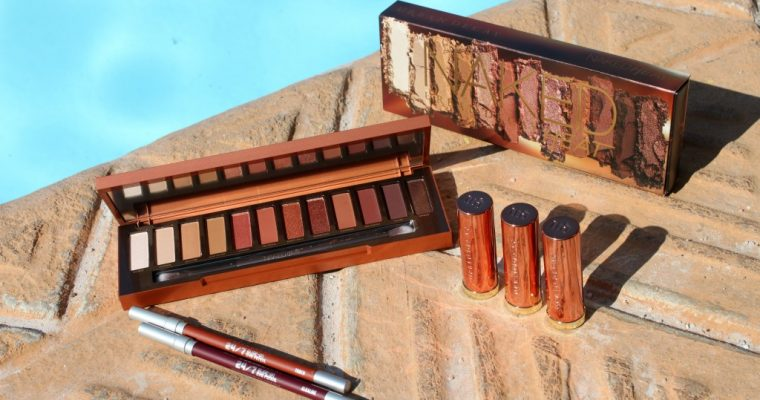 [BEAUTY]: Urban Decay Naked HEAT