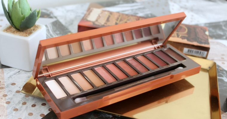 [BEAUTY]: Naked Heat Giveaway – Urban Decay