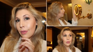 [VIDEO]: Get Ready With Me – Breakfast at The Palace Look
