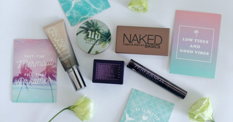 [BEAUTY]: 5 Urban Decay Products For The Summer Holidays
