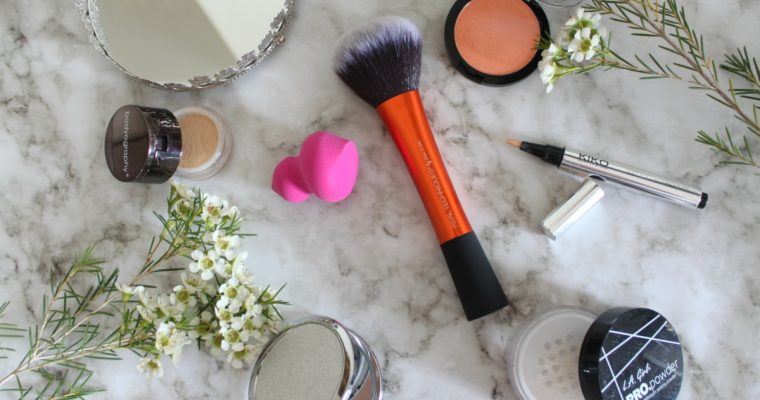 [BEAUTY]: Real Techniques Powder Brush & Miracle Sculpting Sponge