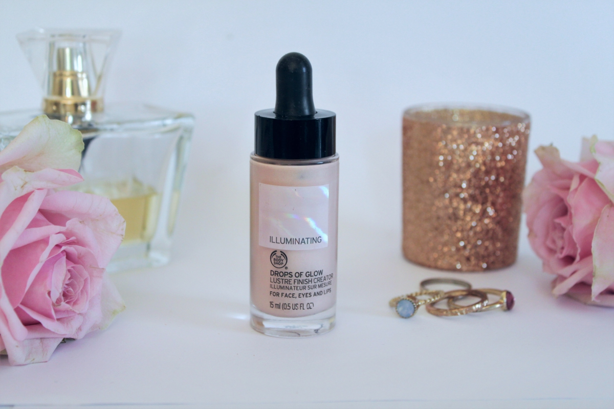 [BEAUTY]: The Body Shop Drops Of Glow Lustre Finish Creator