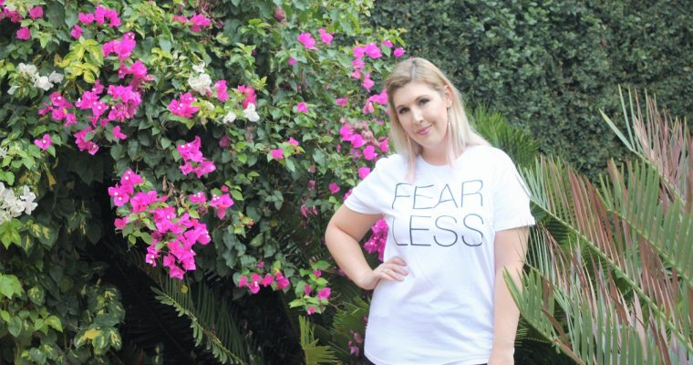 [STYLE]: T-Shirt For Change – FEARLESS