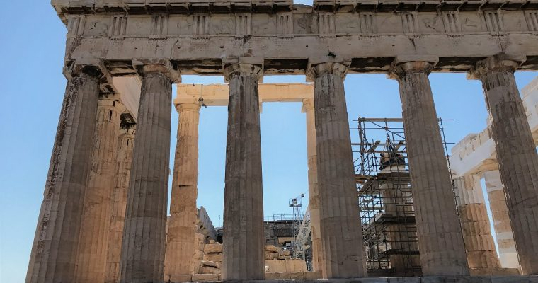 [TRAVEL]: Greece Part 1 – Athens – April 2018