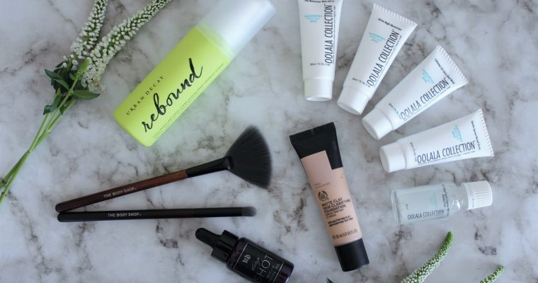 [BEAUTY]: Currently Testing May 2018