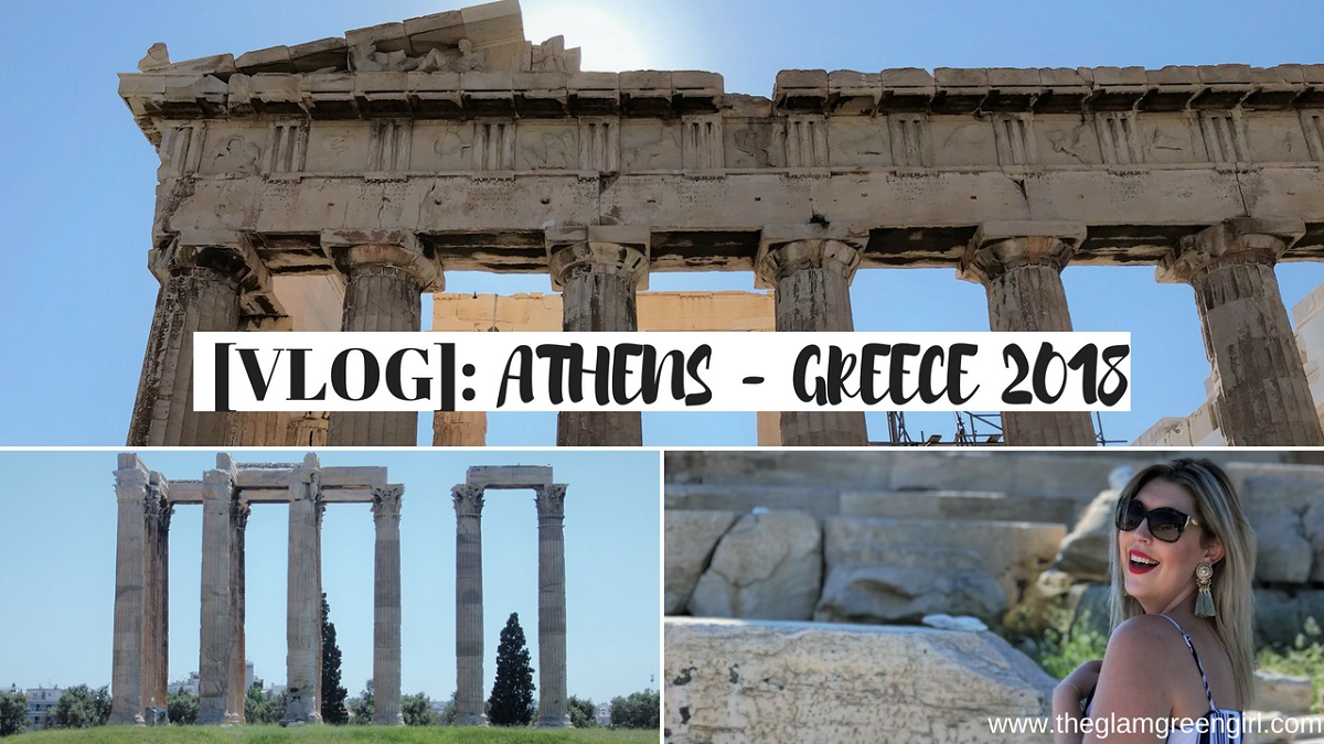 [VIDEO]: 3 Nights In Athens, Greece – April 2018