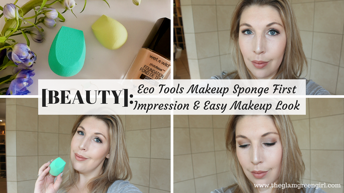 [VIDEO]: First Impressions of The EcoTool Sponges & MOTD