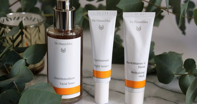[BEAUTY]: Dr Hauschka Facial Care