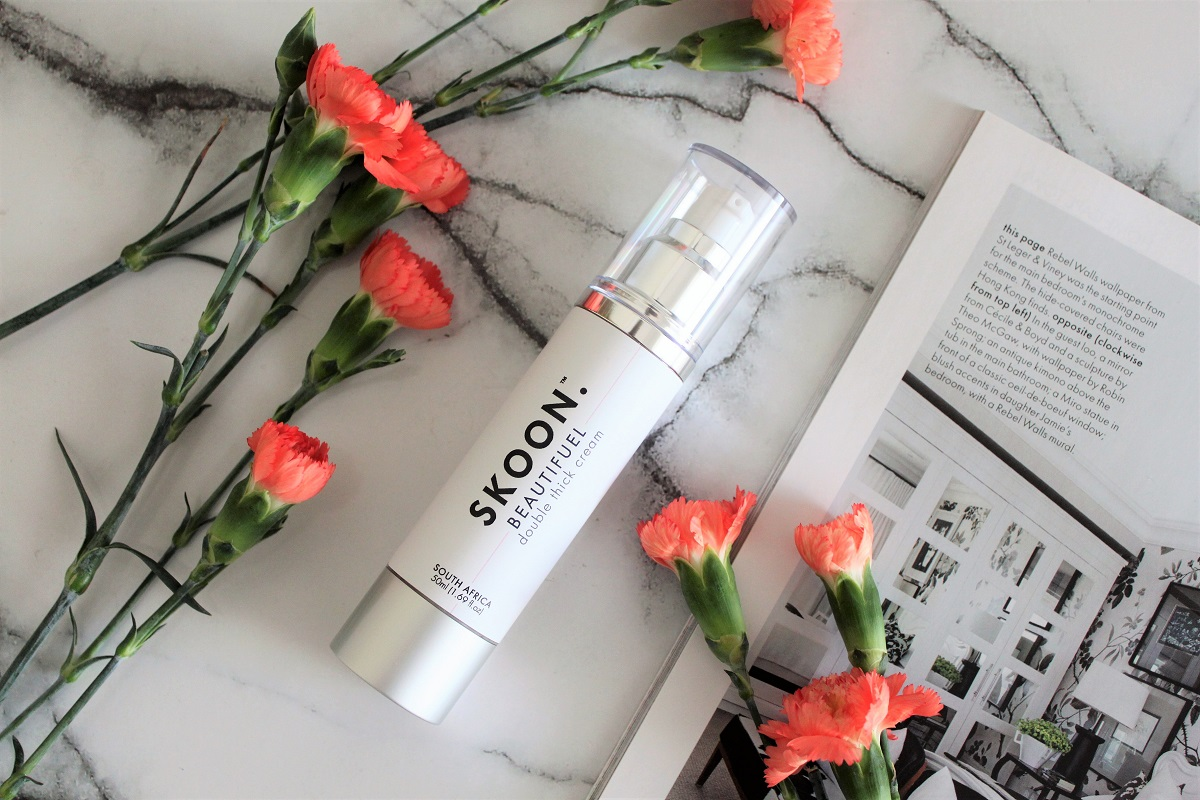 [BEAUTY]: SKOON Beautifuel Double Thick Cream