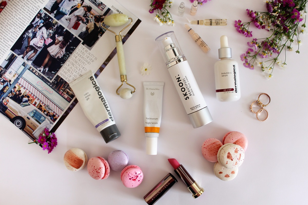 [BEAUTY]: Spring Skincare Favourites 2018