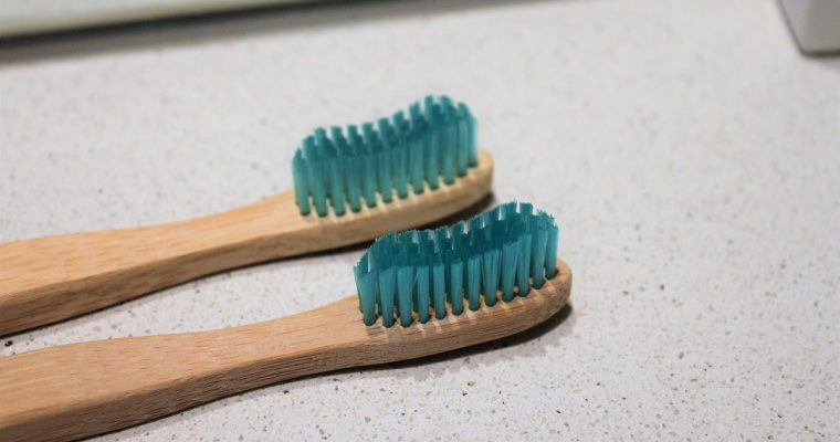 [ECO]: The Bamboo Earth Brush Review & Giveaway