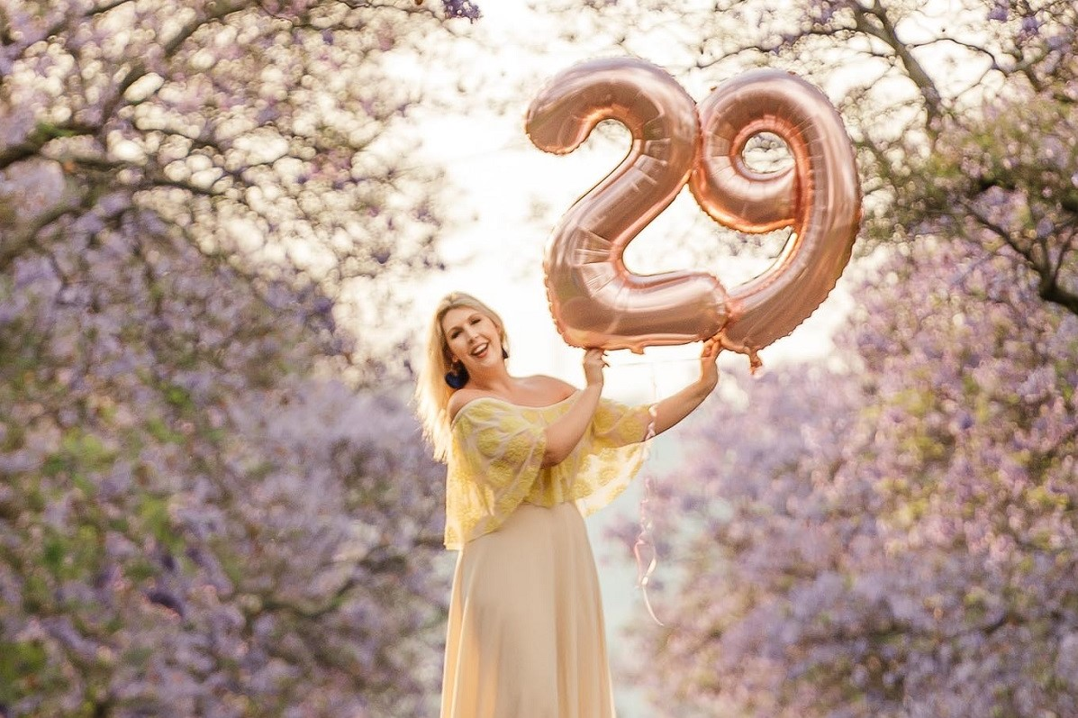 [LIFE]: 29 Random Fun Facts To Celebrate my 29th Birthday