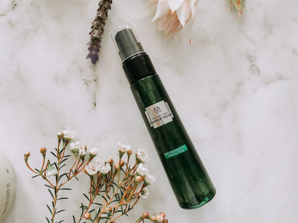 Self-care with The Body Shop